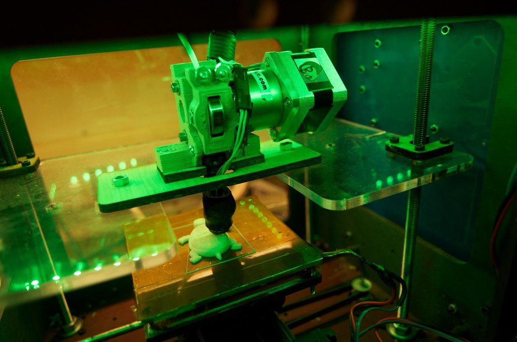3D tisk památeční želvy