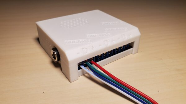 Krabička pro LED kontroler